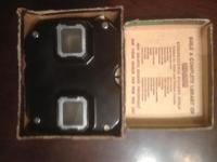 Antique Sawyer's View-Master with 7 reels including Roy