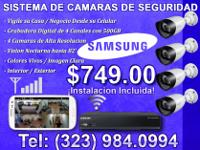 Type: Samsung Installation Included!!Equipment