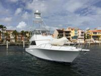 This second owner VIking 55 has most of the options