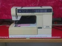 For sale. Viking 950 Sewing Machine. 24 Stitches,