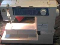 I have a Viking Husqvarna Classica 105 Sewing Machine,