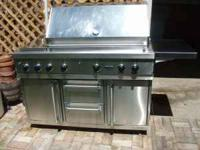 PRICE REDUCED - AGAIN!! MOVING 5/13 THIS GRILL MUST