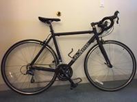Vilano Aluminum Road Bike 54 cm  24 Spd Shimano STI