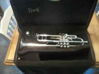 I am selling a 2005 Vincent Bach Stardivarious Trumpet