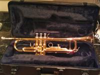 Vincent Bach TR600 Aristocrat Bb Trumpet for trade make
