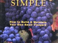 Powers, Tom. Vineyard Simple: How to Build and Maintain
