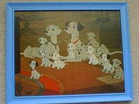 DISNEY 101 DALMATIANS - DALMATIONS COLLECTIBLES 1.