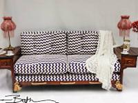 Beautiful Arts and Craft Movement Sofa from the late