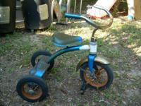 For sale is a vintage 1950's AMC tricycle that is in
