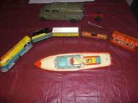 Here I have some very nice collectable vintage toys,