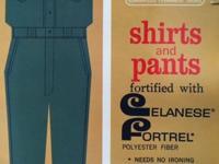 FS: Vintage OshKosh BGosh Mens Workwear (circa