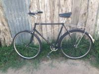 For sale is my rare 1960's Men's Dunelt 3 speed