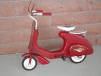 I have for sale a Super Sonda Vintage 1960's red