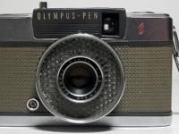 Introduced in 1962, the Olympus Pen EES was the world's