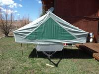 For Sale. 1971 Stewart Tent Trailer. I got this to use