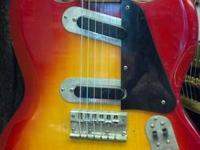 This lovely Gibson guitar is in good condition and can