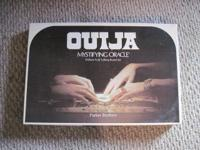Vintage 1972 Ouija Board Set by Parker Brothers, in