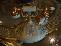 Vintage 1973 Empress Telephone from the American