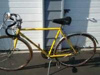 Excellent condition 70s Schwinn le tour, 21in or 54cm,