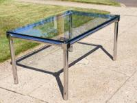 I have for sale a wonderful vintage Mid Century chrome