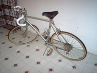 "classic 10 spd...reconditioned 27""...new tires, brake"