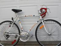 Here's an all original Schwinn Varsity 1976