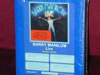 I have for sale a 1977 vintage 8 track tape Barry