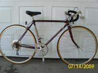 VINTAGE 1979 FUJI ESPREE ROAD BIKE, 50CM, 12 SPEED,