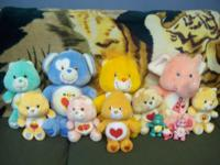 I have several Health Bears and Care Bear Cousins