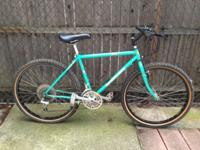 1988 Vintage Diamondback Apex Mountain Bike. Frame