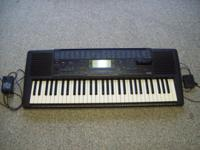 I have a gorgeous Full Sized Electronic Keyboard,