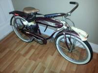 "All original 1940s RollFast super rare 20"" skip tooth"