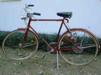 "Vintage 27"" Schwinn Suburban bicycle in good vintage"
