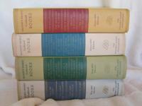 Vintage 4 (four) Reader's Digest difficult cover books
