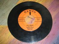 Vintage Cameo Records brand 45 record Works great,