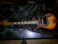 Teisco guitar 60's model low serial number looks good