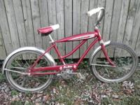 For sale: Ross convertible Polo Bicycle. Manufactured