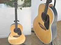 Applause Acoustic Guitar AA14-4 Made in USA