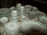 Vintage 88 pc. China Dishes - $125 (Texarkana). These
