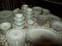 Vintage 88 pc. China Dishes - $125 (Texarkana). These