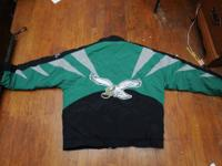 For sale is a early 90's winter jacket featuring the