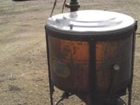We have a Vintage ABC Double A Wringer Washer Washing
