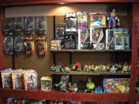 VINTAGE ACTION FIGURES AND COLLECTIBLES, TRANSFORMERS,