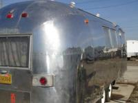 Now is your chance to secure an Vintage Air Stream