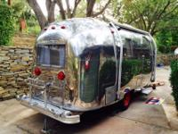 1967 AIRSTREAM Globe Trotter 20 Approximately 2250