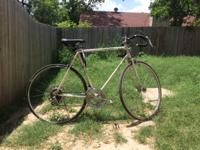 Up for sale is my 70's -80's vintage AMF Dynamic Road