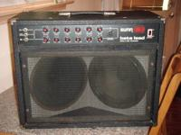 I have a vintage Sunn Beta lead amp for sale. just had