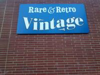 Antique and classic Video cameras at RARE and RETRO
