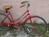 We have 2 Vintage bikes for sale. 1 is a Ross