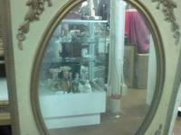 Vintage Antique Mirror in Excellent Condition for only